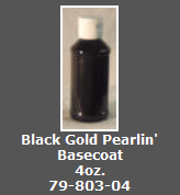 Black Gold Pearlin' Basecoat
