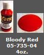 Bloody Red Air Brush Base