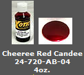 Cheeree Red Candee