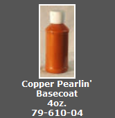 Copper Pearlin' Basecoat
