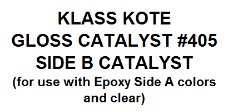 Gloss Catalyst #405
