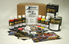 Illusion Air Brush Kit-04-015