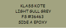 Light Gull Gray - FS 36463