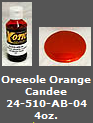 Oreeole Orange Candee