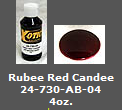Rubee Red Candee