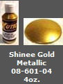 Shinee Gold Metallic