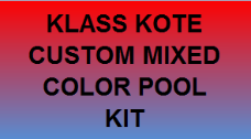 Custom Mixed Pool Kt