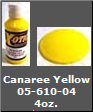 Canaree Yellow Air Brush Base