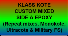 Custom Mixed Color - Non New