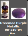 Dreemee Purple Metallic