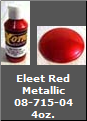 Eleet Red Metallic
