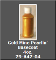 Gold Mine Pearlin' Basecoat