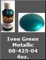 Ivee Green Metallic