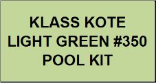 Light Green Pool Kit