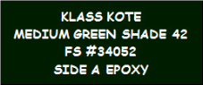 Medium Green - Shade 42 - FS 34052