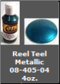 Reel Teel Metallic