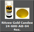 Ritzee Gold Candee