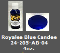 Royalee Blue Candee