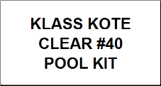Clear Pool KIt
