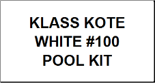 White Pool KIt
