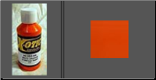Brite Orange Striping Paint