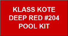 Deep Red Pool Kit