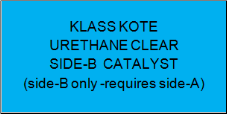 Klass Kote - Urethane Clear - Side-B Only