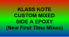 Custom Mixed Color (New, First Time) - Part A