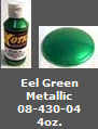 Eel Green Metallic