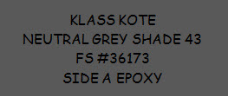 Neutral Grey - Shade 43 - 36173