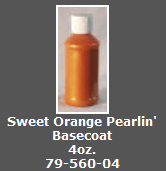Sweet Orange Pearlin' Basecoat