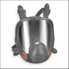 3M™ Full Facepiece 6900