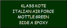 IAF - Mottle Green